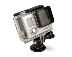 1/4-20 Adapter for GoPro camera